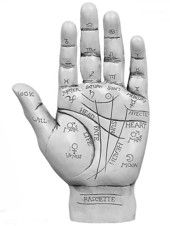This Is What Palmistry Reveal About Your Personality